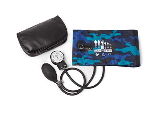 Koi Accessories Adc Blood Pressure Cuff With Bag Driftwood Camo (Blood Pressure Cuff Camo)