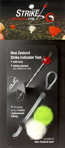 New Zealand Wool Strike Indicator : Kit (Indicator Orvis)