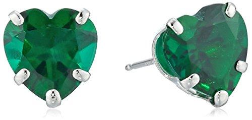 14k White Emerald - 5
