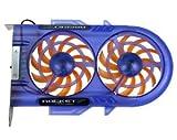 EverCool SB-RV Rocket V Ever Lubricate System Slot Cooler Case Fan 4-pin - NEW