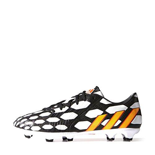 adidas Performance Herren Fußballschuhe Weiß/schwarz/gelb