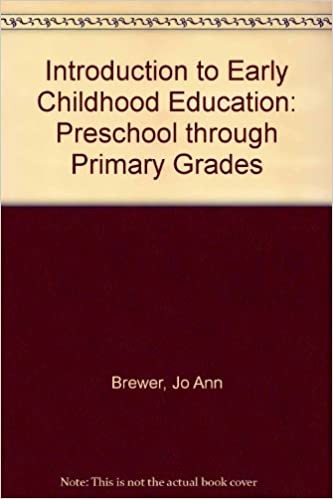 Buy Introduction To Early Childhood Education Preschool Through