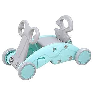 HUIHUAN Bicicleta de Equilibrio para bebés: 2 en 1 Andador y ...
