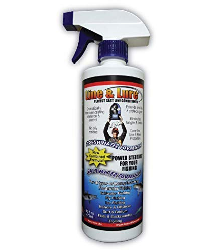 (Line & Lure Conditioner Kevin VanDam's 16oz Spray)