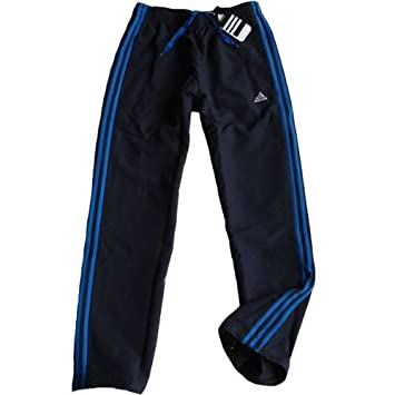 Adidas CR Ess 3s Woven Pants OH ClimaLite Mens Sports trousers jogging  bottoms track sweat tracksuit 4edcbb123ca3