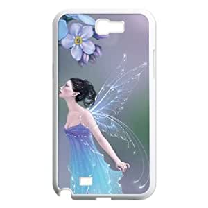 Forget Me Not Samsung Galaxy N2 7100 Cell Phone Case White Protect your phone BVS_542115