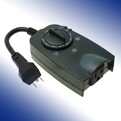 UPC 050428370476, Mechanical Photocell Timer