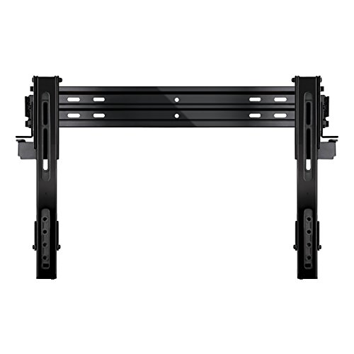 Bell'O Digital 7750B Low Profile Flat Screen TV Wall Mount for TVs up to 42'', Black by Bell'O