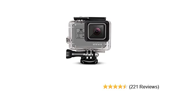 DECADE Waterproof Case for GoPro Hero(2018)/7/6/5 Black,GoPro Dive Housing Shell with Bracket Accessories
