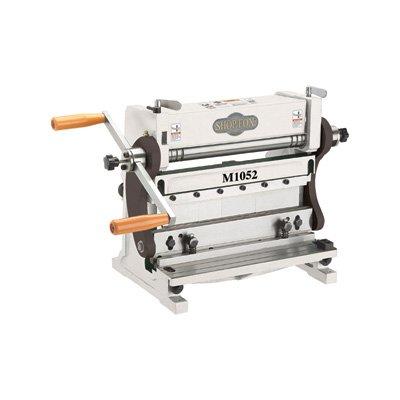 Shop Fox M1052 3-In-1 Sheet Metal Machine, 12-Inch