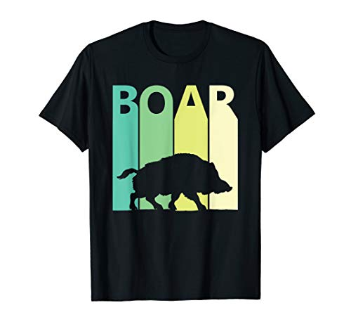 Boar Animal Lover T-Shirt -