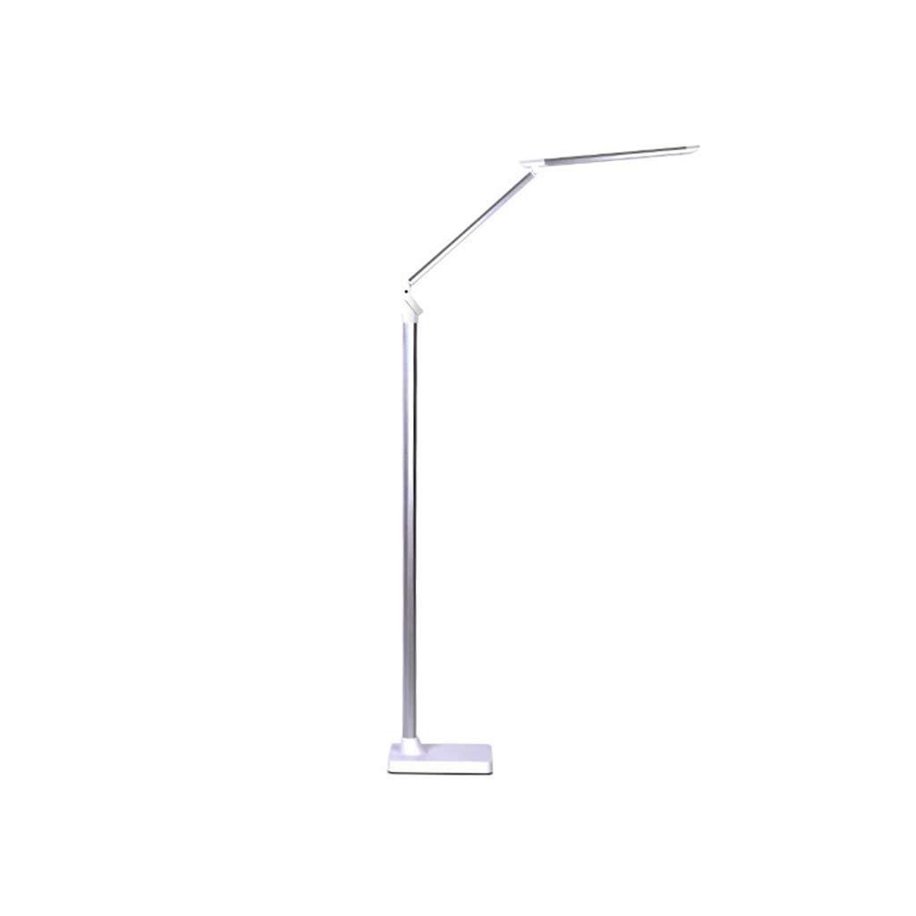 Bodenleuchten vertikale Stehleuchte LED-Leseaugenschutz-einfache moderne kreative vertikale Bodenleuchten Klavier-Lampe (Farbe   B) 1c03d6