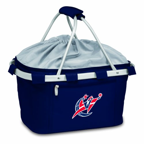 NBA Washington Wizards Insulated Metro Basket, Navy