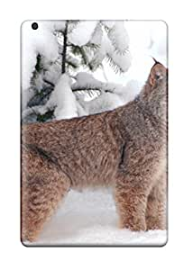 New Shockproof Protection Case Cover For Ipad Mini/mini 2/ Lynx Pictures Case Cover
