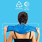 Neck Cold Pack - Reusable Therapeutic Ice Packs