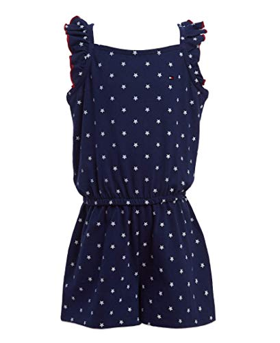 Tommy Hilfiger Big Girls' Romper