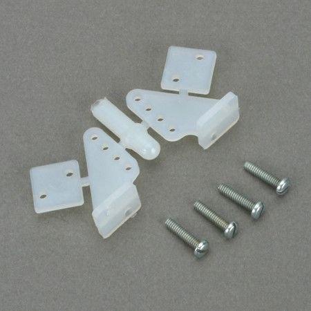 Du-Bro 107 1/2A Control Horn (2-Pack)