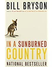 In a Sunburned Country, Book Cover May Vary