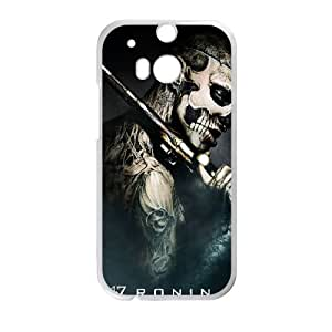 Savageronin Movie HTC One M8 Cell Phone Case White DIY Ornaments xxy002-3676240