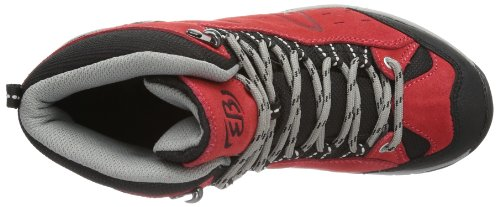 Bruetting Ladies Mount Bona High Trekking & Hiking Shoes Rosso (rosso)