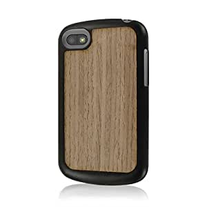 Empire Mpero Embark Series - Carcasa para BlackBerry Q5 (madera reciclada de nogal)