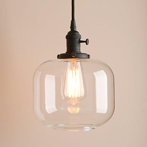 All Glass Pendant Lights