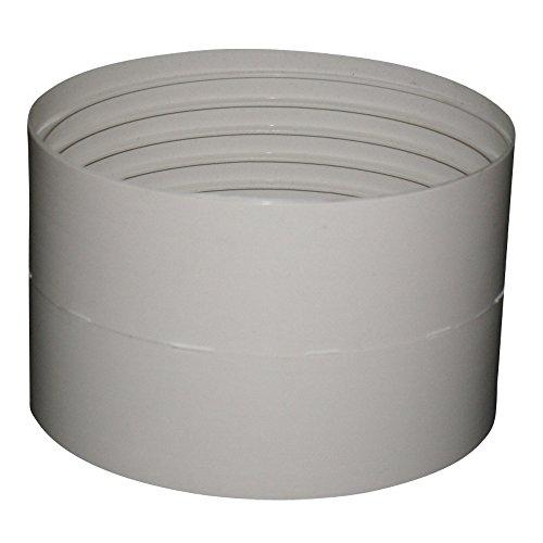 VAP International LLC 6 Portable Air Conditioner (AC) Hose Coupling/Coupler/Connector
