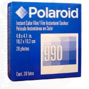Polaroid 990 Spectra Professional Film, Pack Of 2