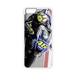 IPhone 6 4.7 Inch Phone Case for Valentino Rossi pattern design