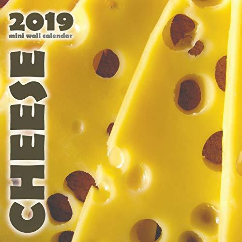 Cheese 2019 Mini Wall Calendar ()
