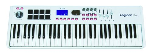 Icon - Logicon 6 air - 61 Key Midi Keyboard by ICON