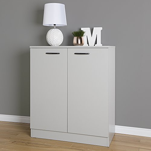 2 Door Contemporary Cabinet (South Shore Axess 2-Door Storage Cabinet, Soft)