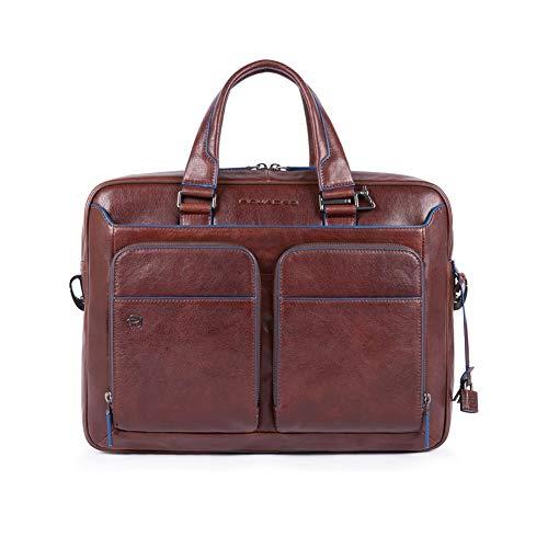 Piquadro Blue Square - Piquadro Blue Square Special briefcase thin for laptop 14
