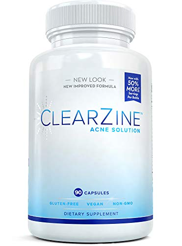 ClearZine Acne Pills for