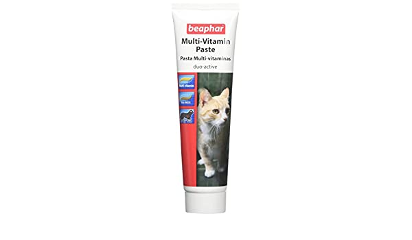 Amazon.com : Beaphar Multi-vitamin Paste For Cats : Pet Supplements And Vitamins : Pet Supplies