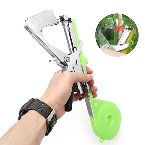 SimpleLife Bind Branch Machine Garden Vegetable Grass Tapetool Stem Strapping Tape Tool