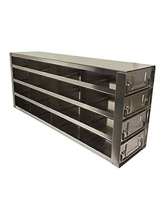 argos rd442a upright freezer drawer rack for 2 boxes 16. Black Bedroom Furniture Sets. Home Design Ideas