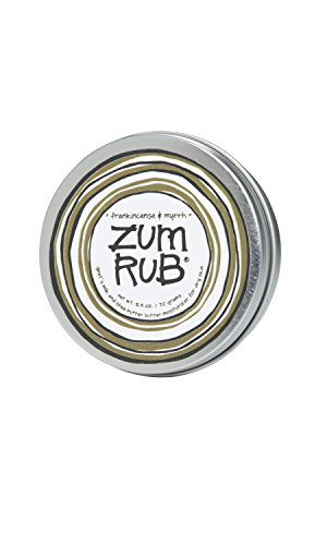 Indigo Wild: Zum Bar and Rub Frankincense and Myrrh 3 Piece Set (Tin Rub)