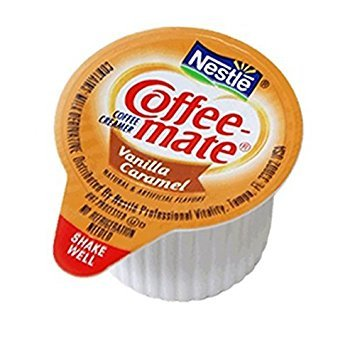 144 Count Coffee Mate Liquid .375oz Variety Pack (6 Flavor) by Nestle Coffee Mate (Image #3)