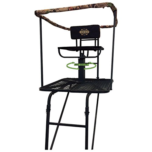 hunting ladder stands - 5