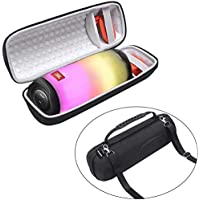 LEADIN Portable Carrying Case Protect Pouch Cover Storage Bag Travelling Case for JBL Pulse 4 Waterproof Portable…