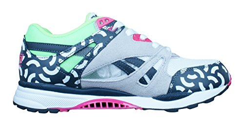 Reebok Multicolored Blazing Ventilator Pink White Collective Green Solar Gravel Women rpq6wr
