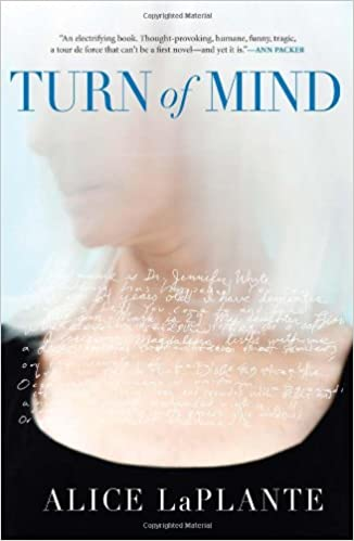 Turn Of Mind 9780802119773 Laplante Alice Books Amazon Com