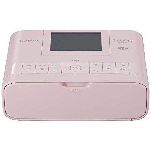 キヤノン SELPHY CP1300(ピンク) CP1300(PK) B0757G2PN9