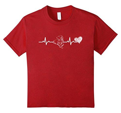 Heart Organic Kids T-shirt - 7