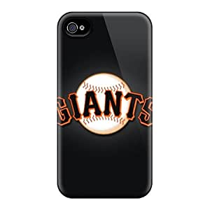 Bumper Hard Phone Cover For Iphone 6plus (DvK11462xbjN) Allow Personal Design Beautiful San Francisco Giants Series