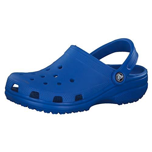- Crocs Classic Clog Adults, Bright Cobalt, 15 US Women / 13 US Men M US