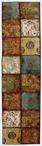 - Mohawk Home Free Flow Artifact Panel Multi Rug, 2' x 5'