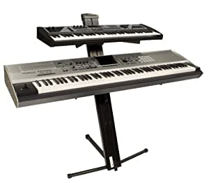 Amazon Com Column Keyboard Stand Musical Instruments