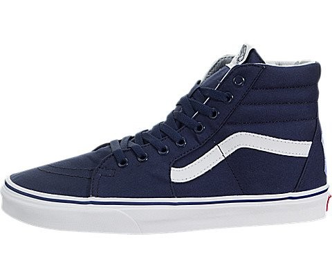 Vans Unisex MLB Sk8-Hi New York/Yankees/Navy Sneaker - 7.5